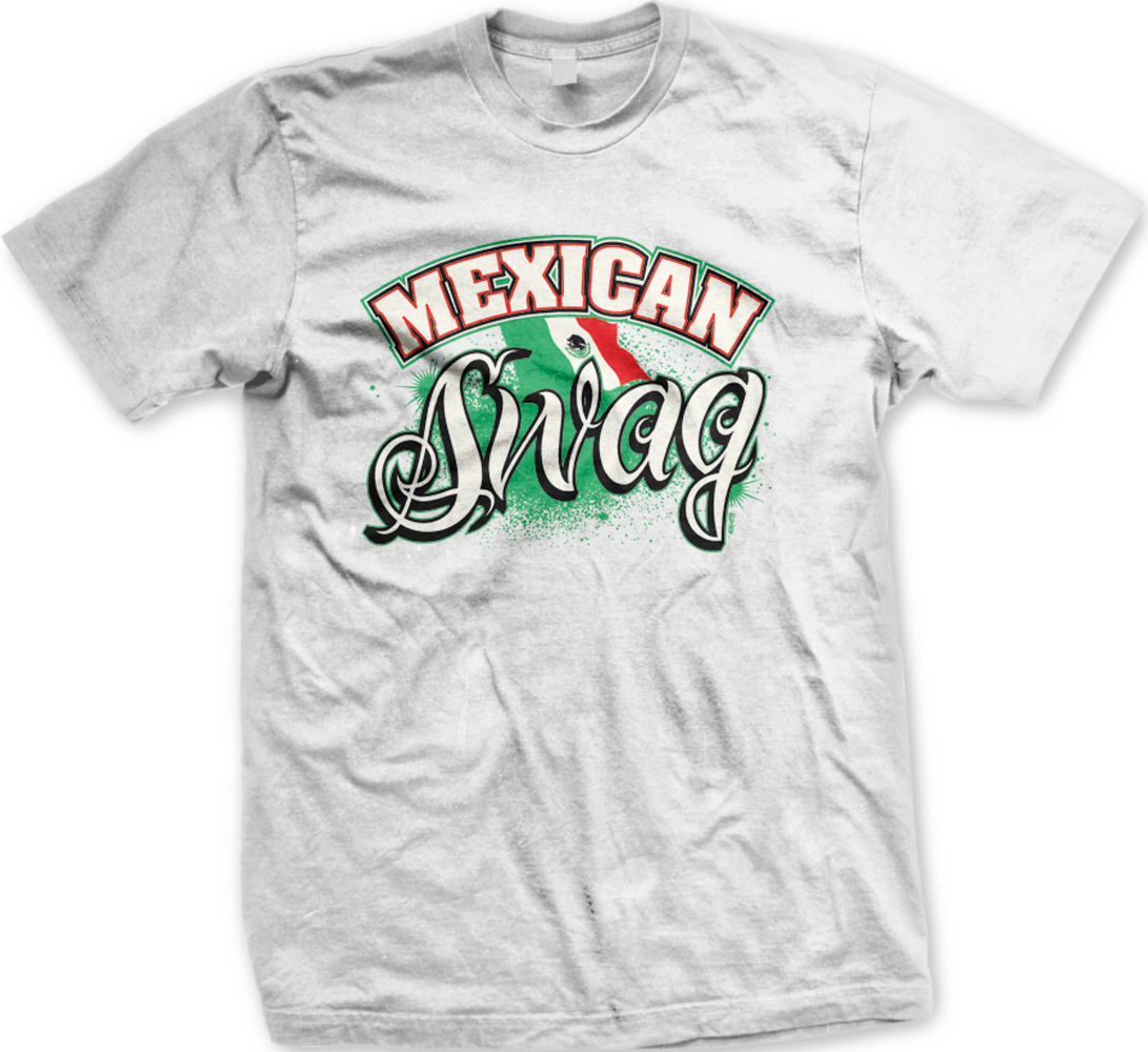 mexican swag mexico flag brown national pride olympics mens t